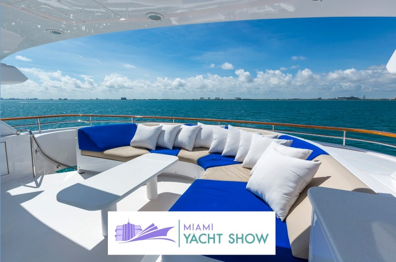UNITY at the 2018 Miami Yacht Show