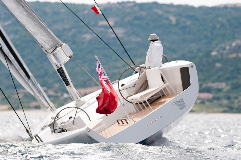 CIAO GIANNI  - The coolest performance yacht on the market