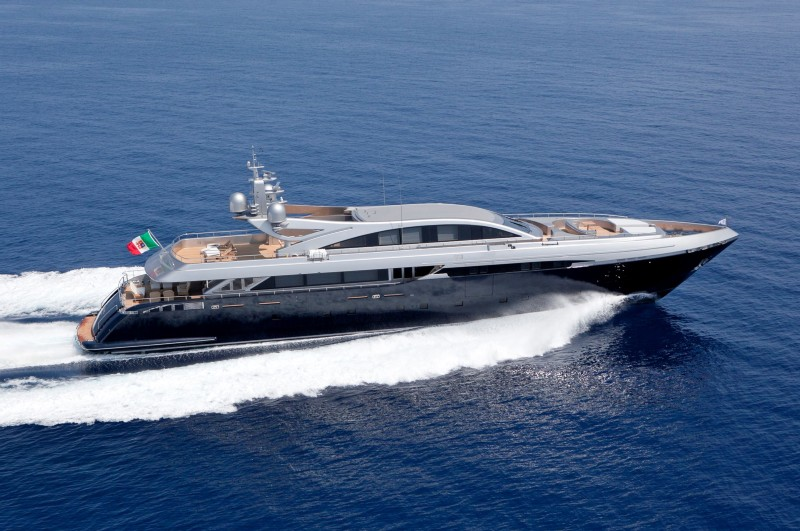 FRAMURA 3: the most attractive opportunity today in the fast yacht market