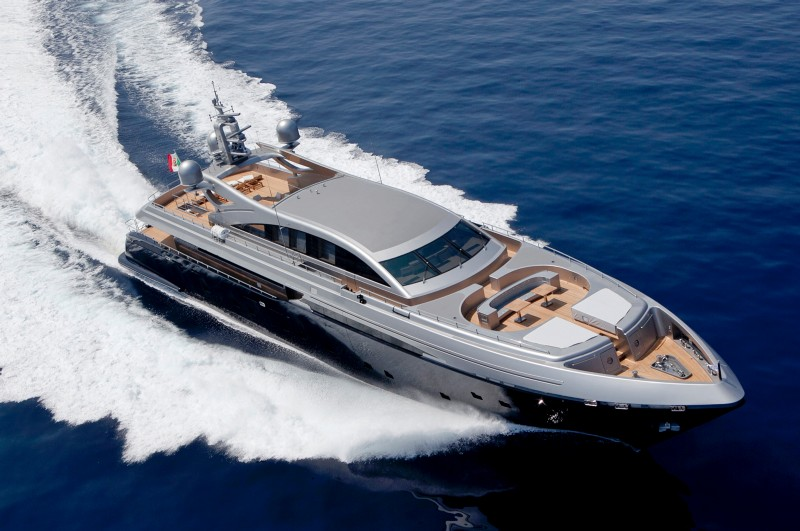 FRAMURA 3: the most attractive yacht under 500 GT in the fast yacht market