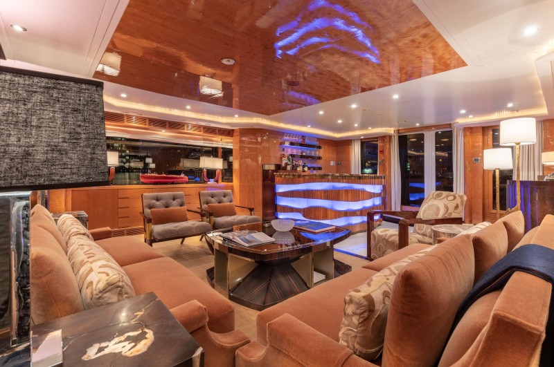 PRICE REDUCTION ON MAG III, BENETTI 45m VISION
